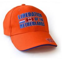 Liberation of the Netherlands Orange Cap
