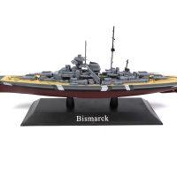 Bismarck Battleship Scale 1/1250
