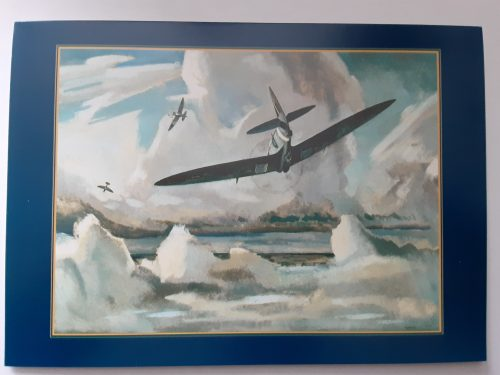 Canvas of War Blank Art Cards Set