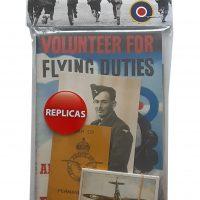 Royal Air Forces Memorabilia Replicas Pack