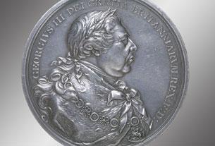 Médaille de chef, 1814