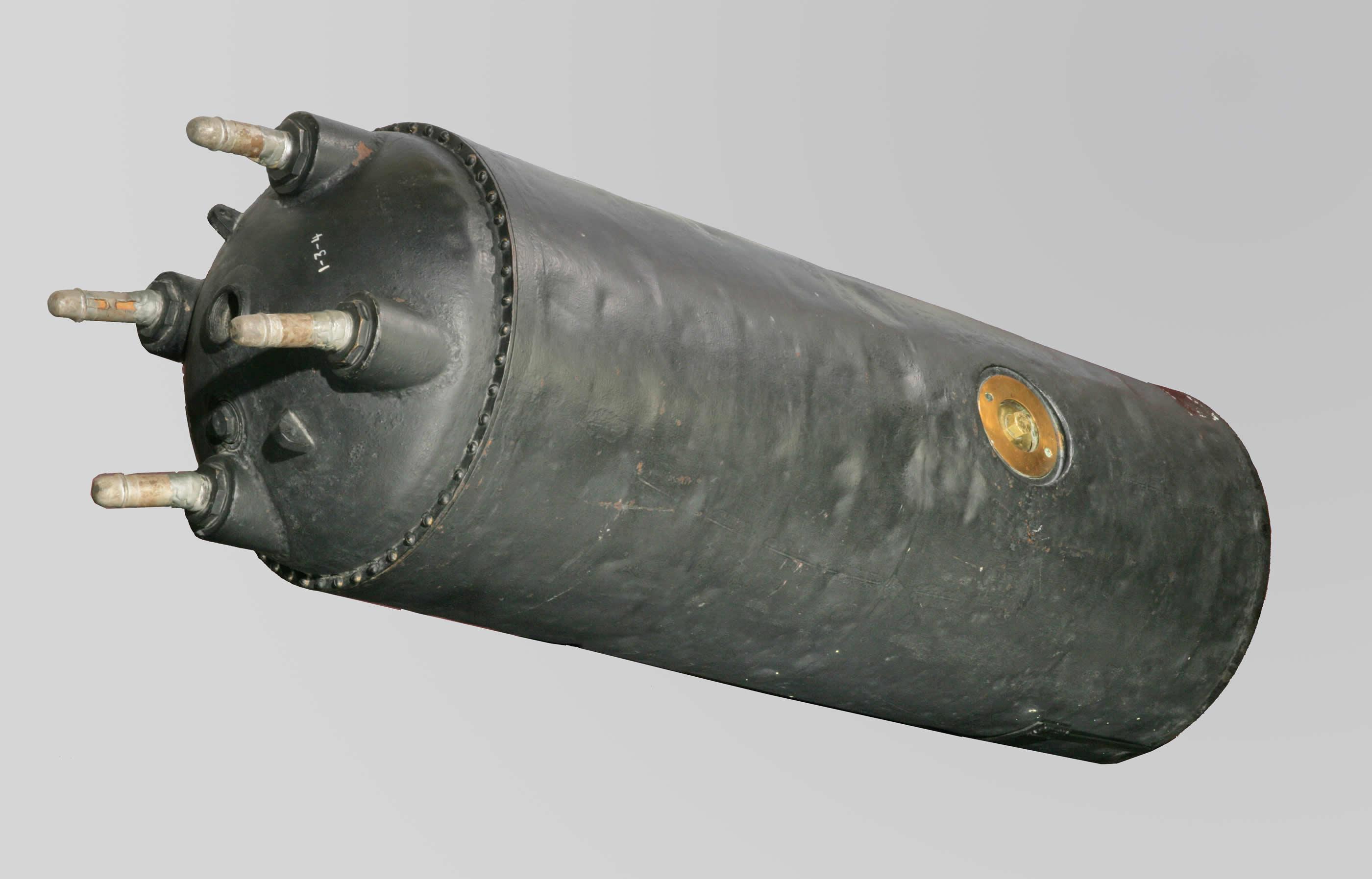 Mine marine allemande