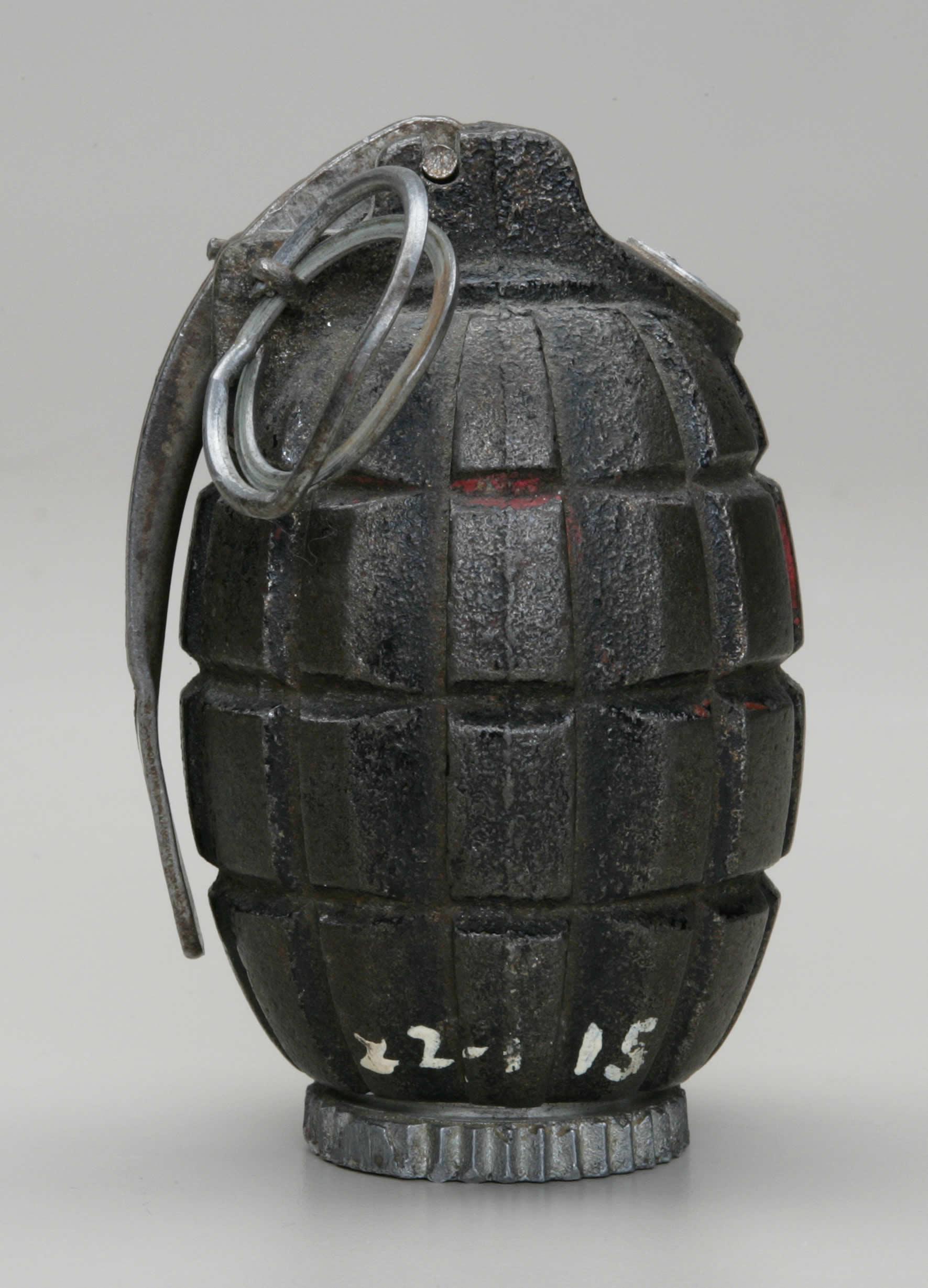 Grenade à main MK. I no 5