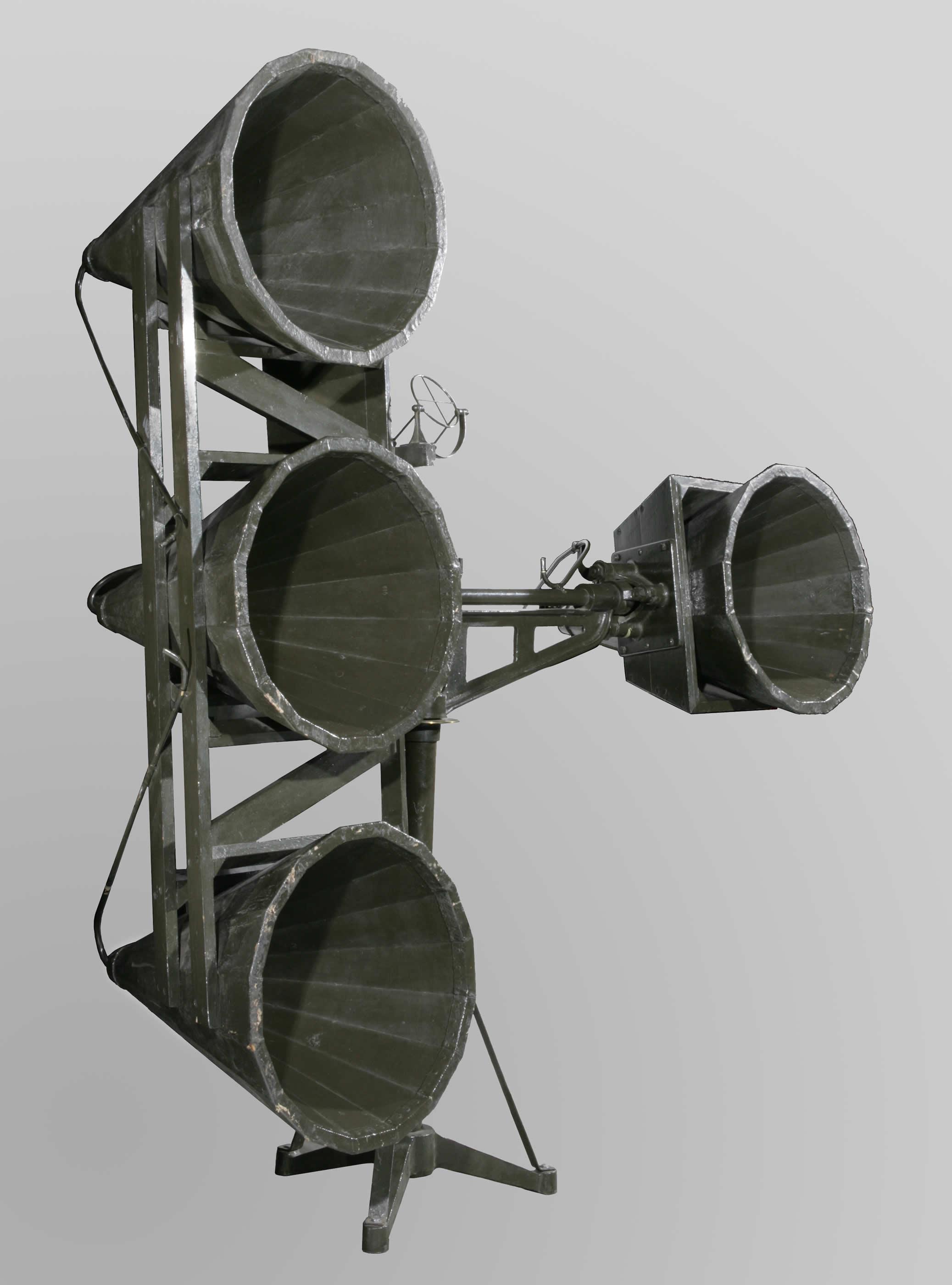 Détecteur acoustique