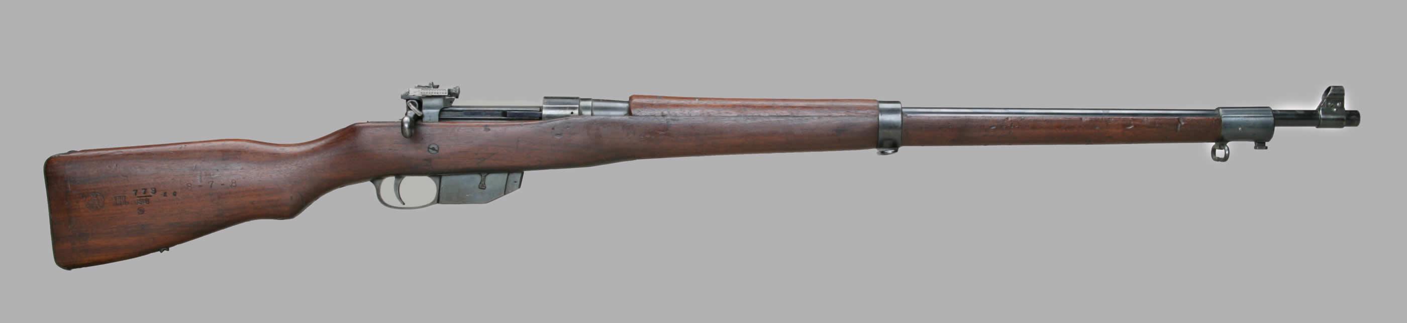 Fusil Ross MK III
