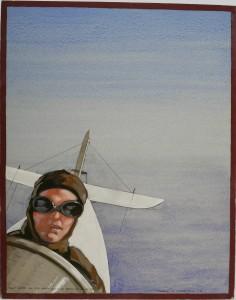 Coup d'oeil au pilote