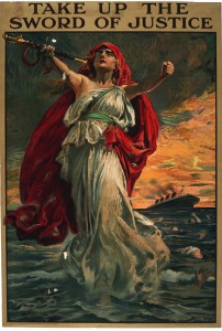 Ceindre l'épée de la justice (Take Up the Sword of Justice)