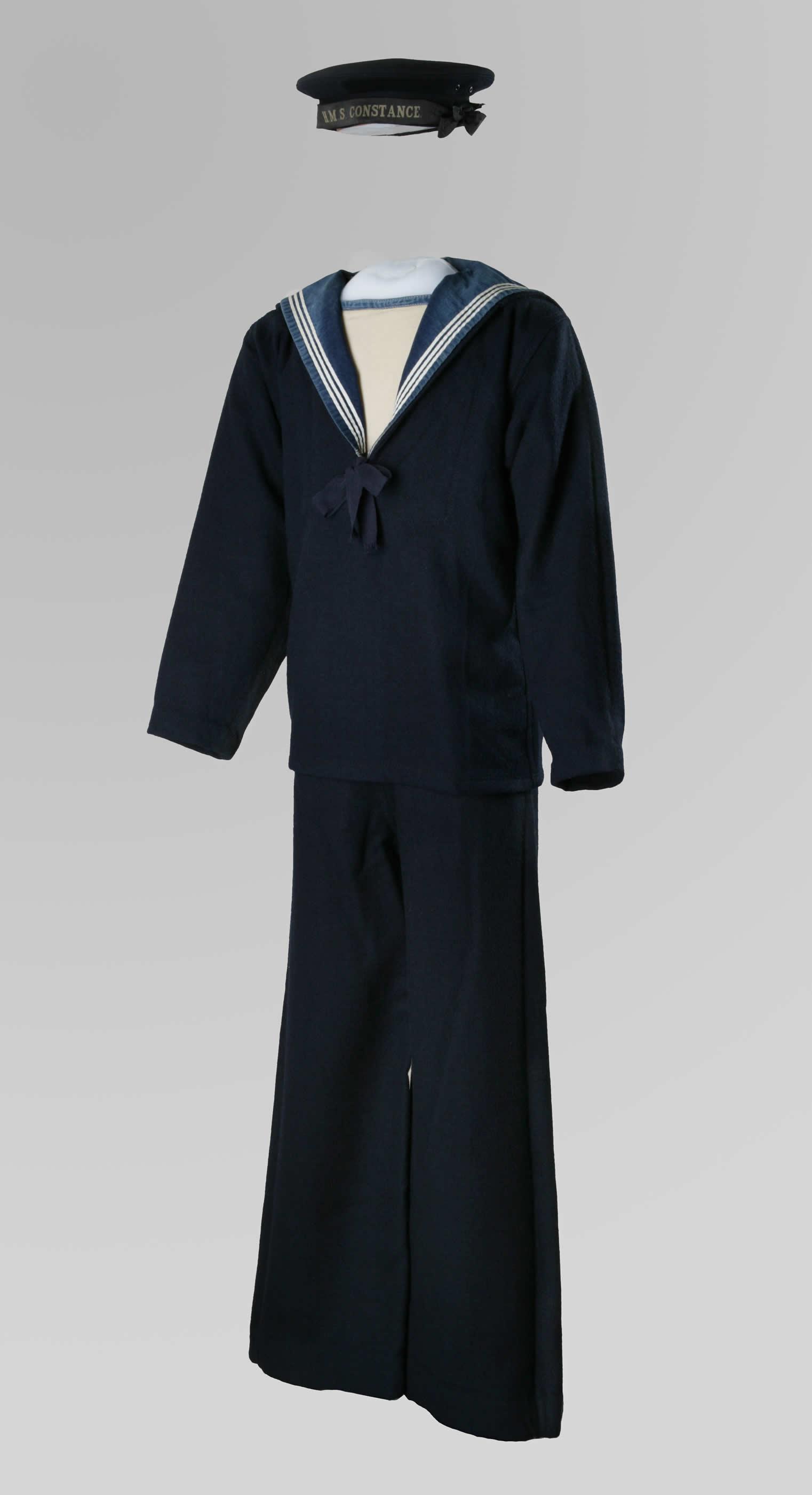 Uniforme de jeune marin