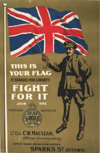 This is Your Flag (Voici votre drapeau)