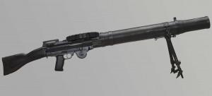 La mitrailleuse légère Lewis