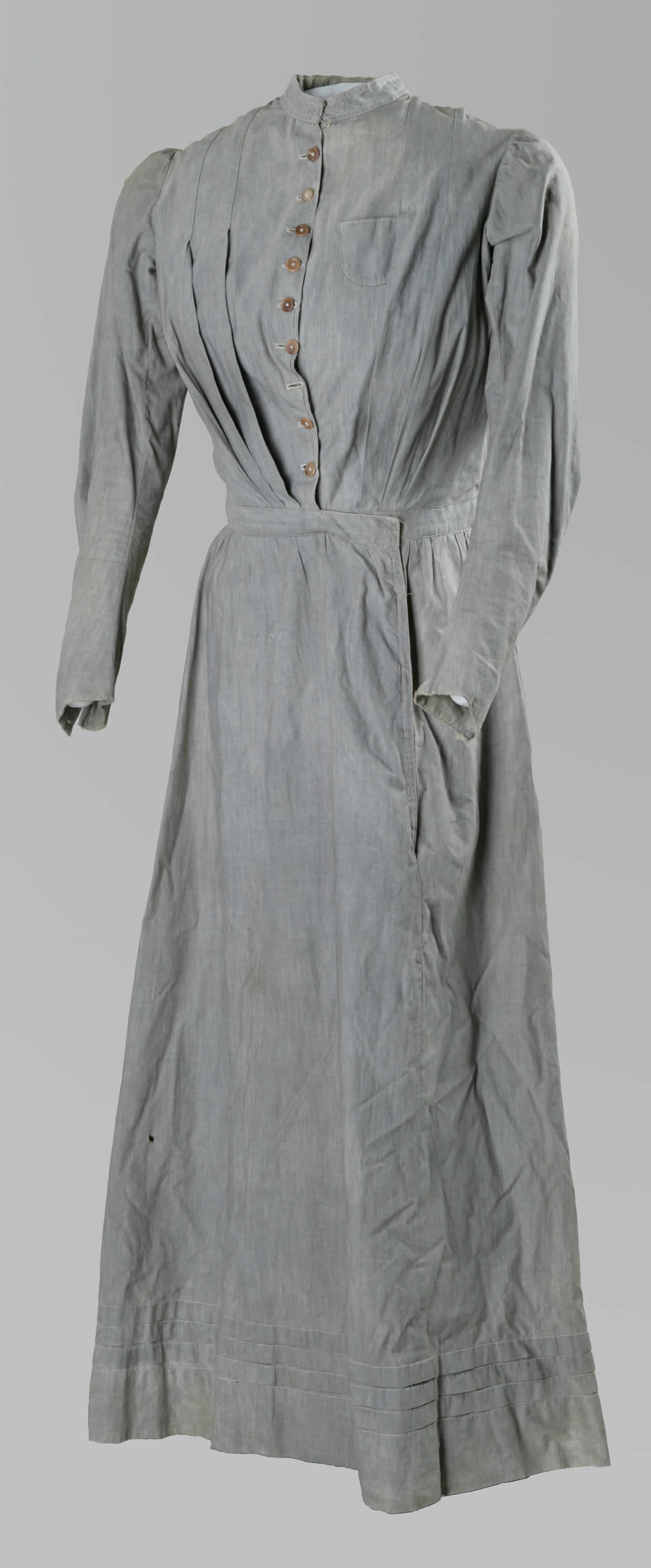 L'uniforme des infirmières