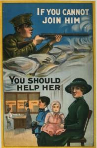 If You Can't Join Him, You Should Help Her (Si vous ne pouvez vous joindre à lui, vous devriez aider son épouse)