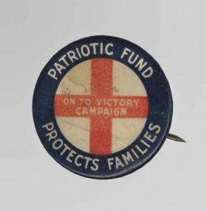 Macaron du Fonds patriotique