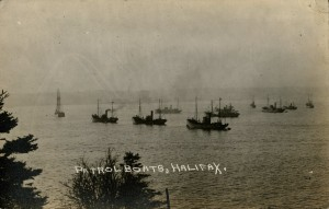 Patrouilleurs, Halifax