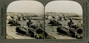 La plage ouest de Gallipoli