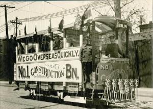 Tramway de recrutement