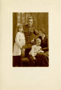 Portrait de la famille Ormsby