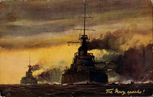 The Navy speaks! (La Marine parle!)