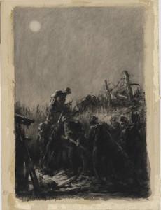 Un raid de nuit