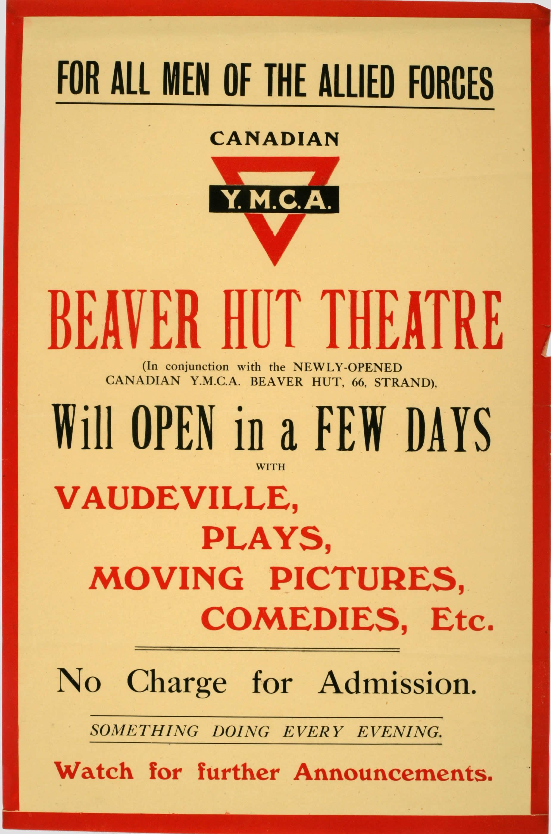 Le Beaver Hut Theatre