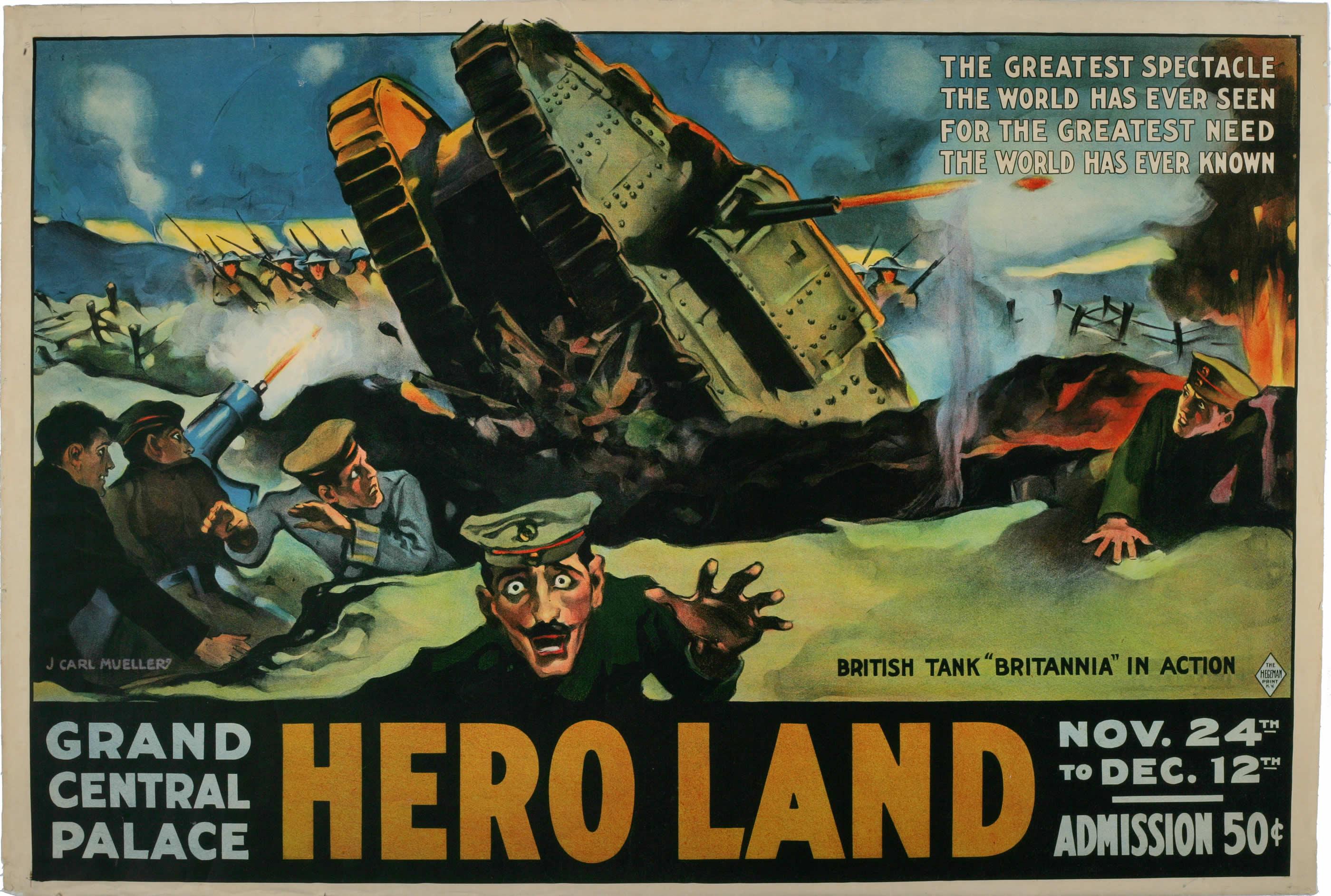 <i>Hero Land</i>