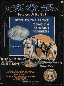 Soldiers of the Soil (Soldats de la terre)