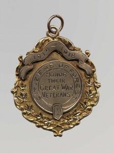 Médaille du retour au foyer