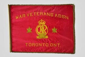 Drapeau de la Great War Veterans' Association