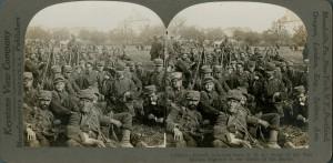 Les combattants de la Marne