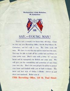 Say, - Young Man! (Dis, jeune homme!)
