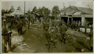 Émeutes à Kinmel