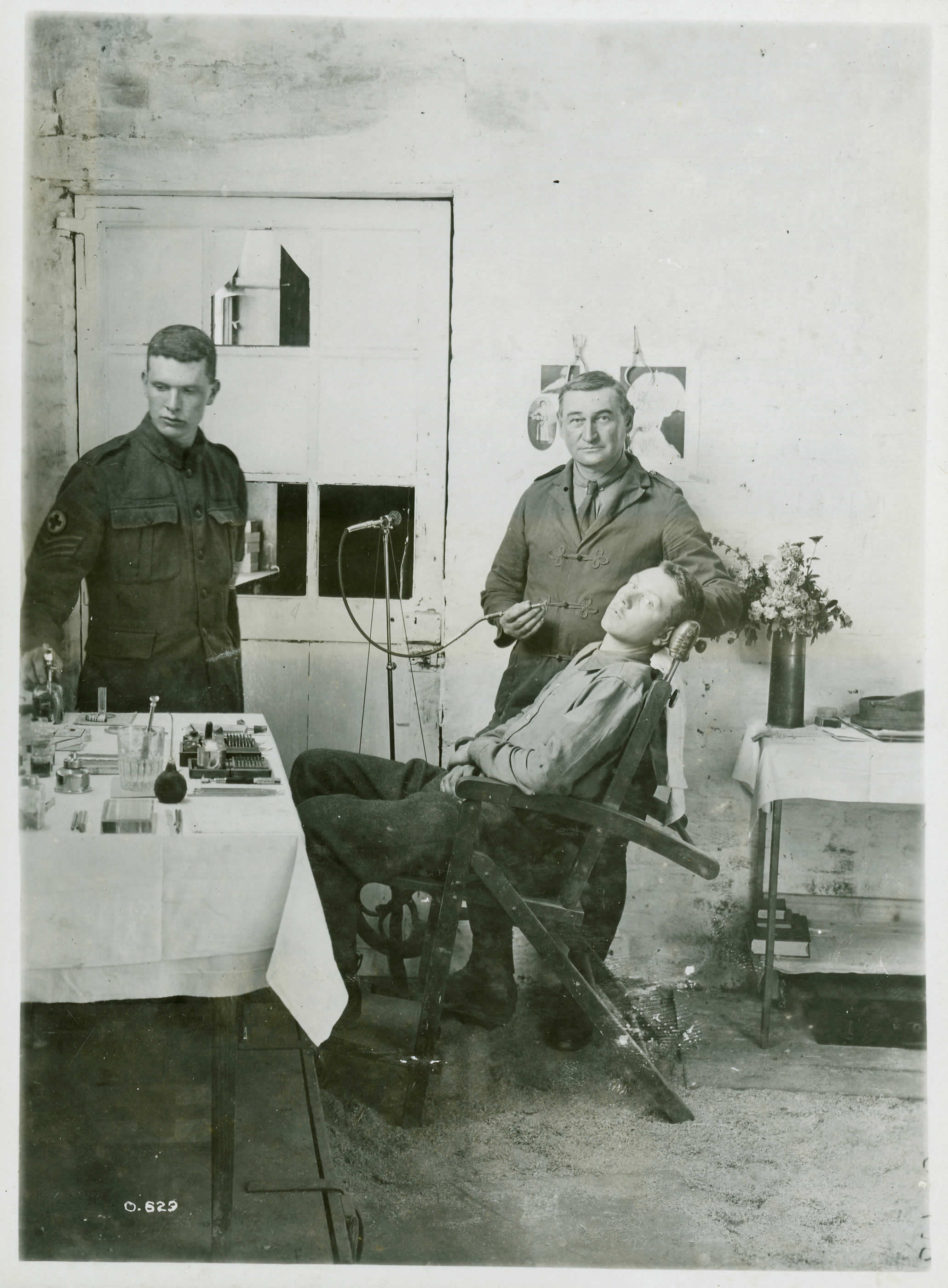 Cabinet de dentiste