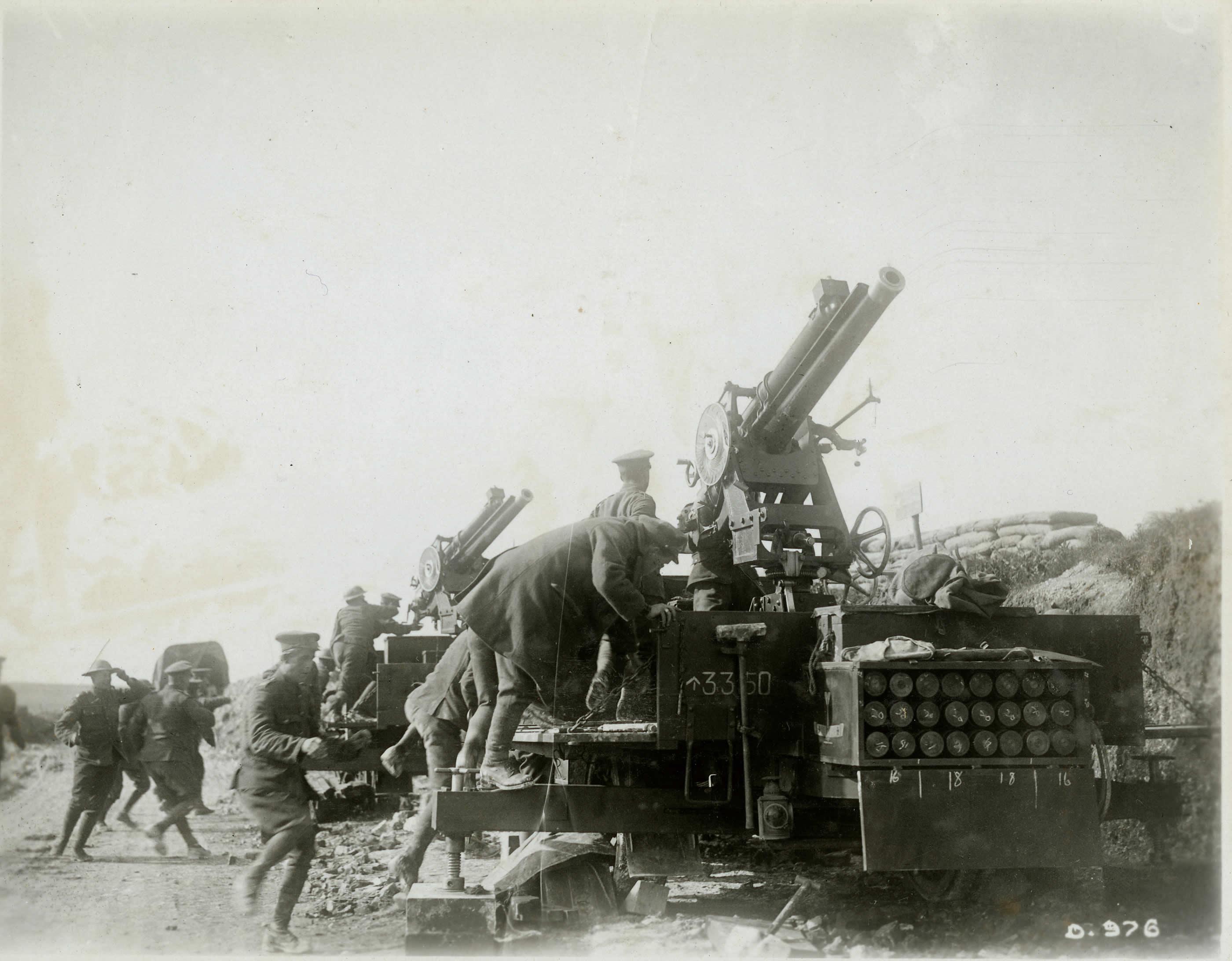 Canons antiaériens