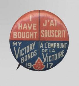 Macaron des obligations de la Victoire