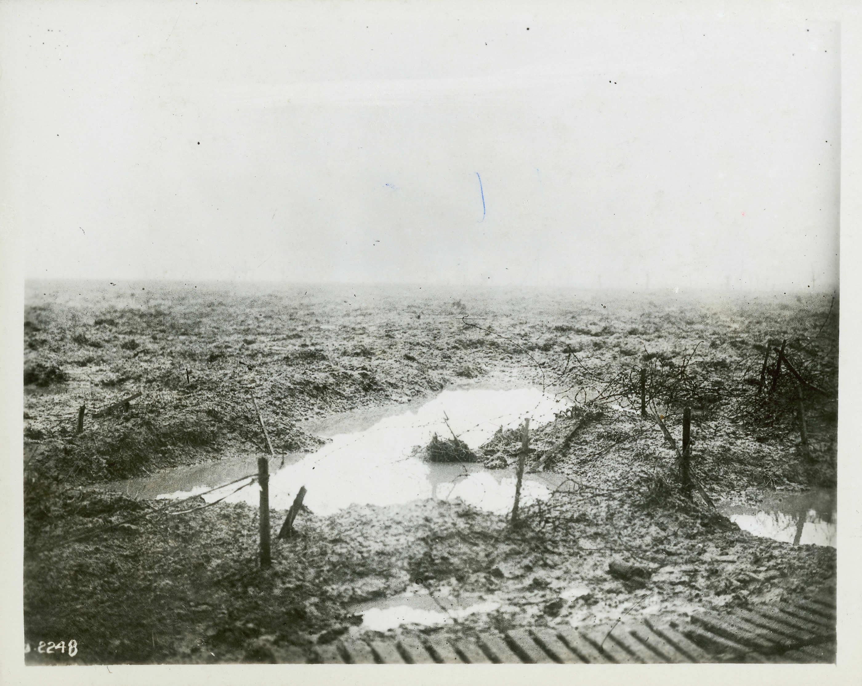 La boue de Passchendaele