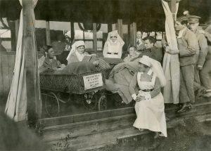 Noël 1917