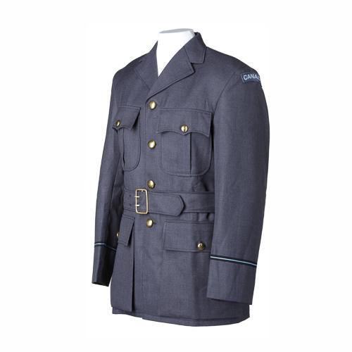 Veste de tenue, service de l'aviation avec description