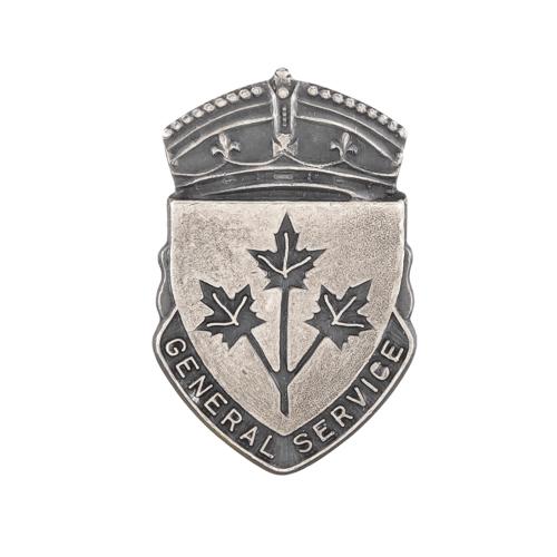 Insigne de service général avec description