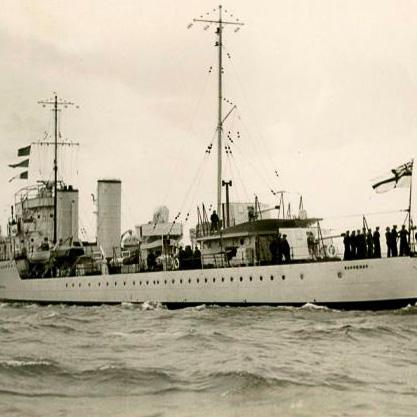Site internet L'histoire navale du Canada