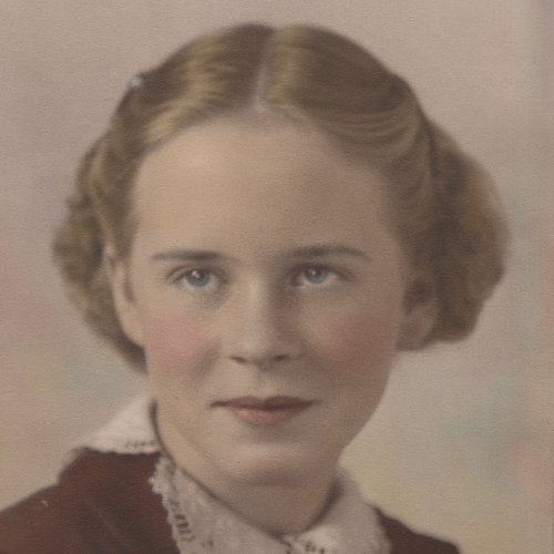 """Elizabeth """"Betty"""" Butcher ‒ Une histoire personnelle"""
