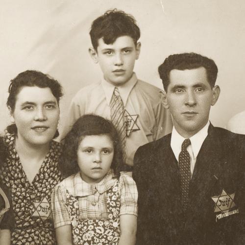 La famille Zajderman ‒ Une histoire personnelle