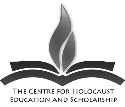 Logo - The Centre for Holocaust Education and Scholarship
